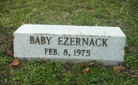 EZERNACK, BABY - Webster County, Louisiana | BABY EZERNACK - Louisiana Gravestone Photos