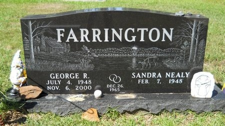 FARRINGTON, GEORGE R - Webster County, Louisiana | GEORGE R FARRINGTON - Louisiana Gravestone Photos
