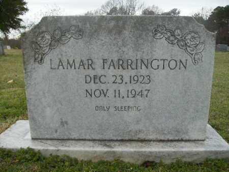 FARRINGTON, HERBERT LAMAR - Webster County, Louisiana | HERBERT LAMAR FARRINGTON - Louisiana Gravestone Photos