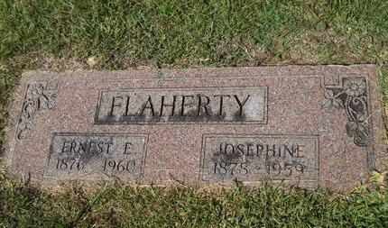 FLAHERTY, ERNEST E - Webster County, Louisiana | ERNEST E FLAHERTY - Louisiana Gravestone Photos