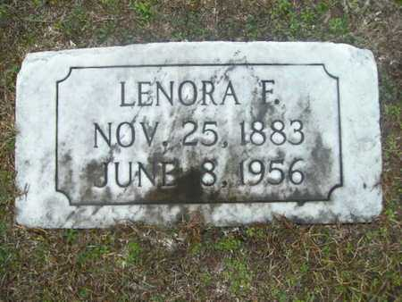 PULLIG FORMBY, LENORA F - Webster County, Louisiana | LENORA F PULLIG FORMBY - Louisiana Gravestone Photos
