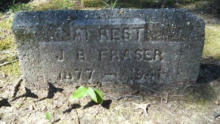 FRASER, JAMES BLANTON - Webster County, Louisiana   JAMES BLANTON FRASER - Louisiana Gravestone Photos
