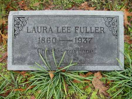 LEE FULLER, LAURA LAVINIA - Webster County, Louisiana | LAURA LAVINIA LEE FULLER - Louisiana Gravestone Photos