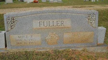 FULLER, REBA - Webster County, Louisiana | REBA FULLER - Louisiana Gravestone Photos