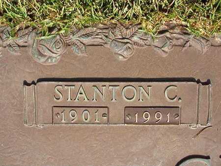 GIBSON, STANTON C (CLOSE UP) - Webster County, Louisiana   STANTON C (CLOSE UP) GIBSON - Louisiana Gravestone Photos