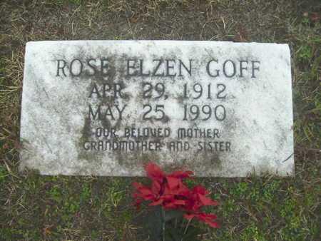 GOFF, ROSE - Webster County, Louisiana | ROSE GOFF - Louisiana Gravestone Photos