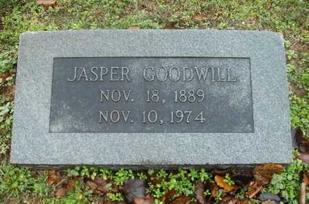 GOODWILL, JASPER - Webster County, Louisiana | JASPER GOODWILL - Louisiana Gravestone Photos