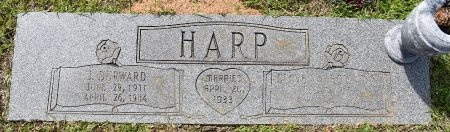 HARP, GLOVENIA - Webster County, Louisiana | GLOVENIA HARP - Louisiana Gravestone Photos