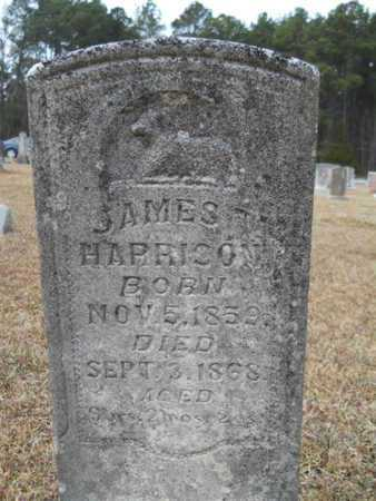 HARRISON, JAMES T - Webster County, Louisiana | JAMES T HARRISON - Louisiana Gravestone Photos