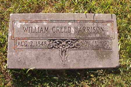 HARRISON, WILLIAM CREED - Webster County, Louisiana | WILLIAM CREED HARRISON - Louisiana Gravestone Photos