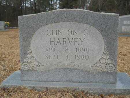 HARVEY, CLINTON C - Webster County, Louisiana | CLINTON C HARVEY - Louisiana Gravestone Photos