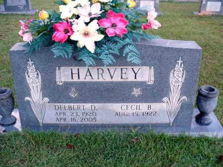 BROWNING HARVEY, CECIL - Webster County, Louisiana | CECIL BROWNING HARVEY - Louisiana Gravestone Photos