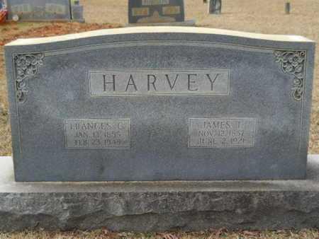 HARVEY, FRANCES CAROLINE - Webster County, Louisiana   FRANCES CAROLINE HARVEY - Louisiana Gravestone Photos