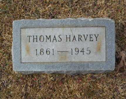 HARVEY, THOMAS - Webster County, Louisiana | THOMAS HARVEY - Louisiana Gravestone Photos