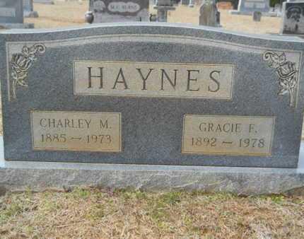 HAYNES, GRACIE - Webster County, Louisiana | GRACIE HAYNES - Louisiana Gravestone Photos