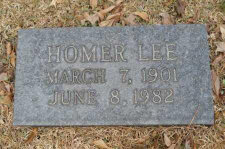 HAYNES, HOMER LEE - Webster County, Louisiana | HOMER LEE HAYNES - Louisiana Gravestone Photos
