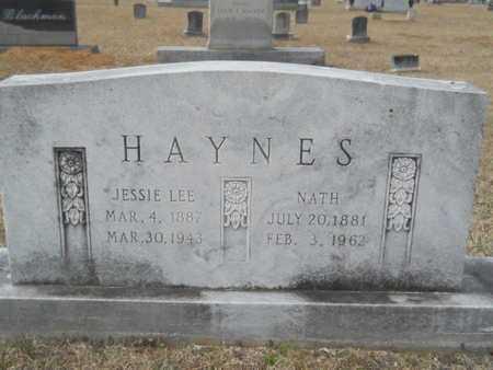 HAYNES, JESSIE LEE - Webster County, Louisiana | JESSIE LEE HAYNES - Louisiana Gravestone Photos