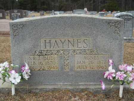 HAYNES, SAMUEL RICHARD JOHNSON - Webster County, Louisiana | SAMUEL RICHARD JOHNSON HAYNES - Louisiana Gravestone Photos