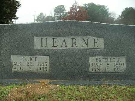 HEARNE, ESTELLE - Webster County, Louisiana | ESTELLE HEARNE - Louisiana Gravestone Photos