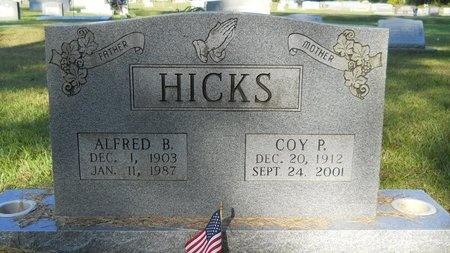 HICKS, ALFRED B - Webster County, Louisiana   ALFRED B HICKS - Louisiana Gravestone Photos