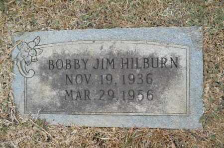 HILBURN, BOBBY JIM - Webster County, Louisiana | BOBBY JIM HILBURN - Louisiana Gravestone Photos