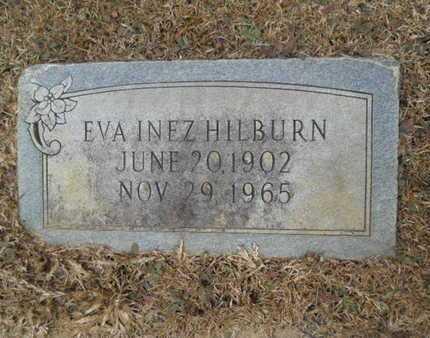 HILBURN, EVA INEZ - Webster County, Louisiana   EVA INEZ HILBURN - Louisiana Gravestone Photos
