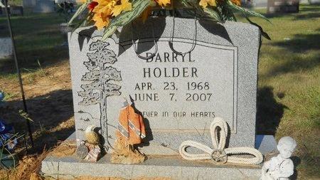 HOLDER, DARRYL - Webster County, Louisiana | DARRYL HOLDER - Louisiana Gravestone Photos