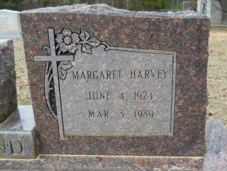 HOLLAND, MARGARET (CLOSE UP) - Webster County, Louisiana   MARGARET (CLOSE UP) HOLLAND - Louisiana Gravestone Photos