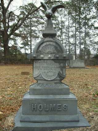 HOLMES, MARIE LUCILE - Webster County, Louisiana | MARIE LUCILE HOLMES - Louisiana Gravestone Photos