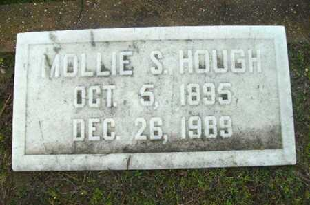 HOUGH, MOLLIE - Webster County, Louisiana | MOLLIE HOUGH - Louisiana Gravestone Photos
