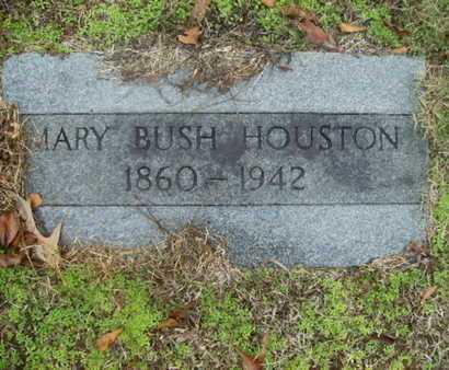 HOUSTON, MARY - Webster County, Louisiana | MARY HOUSTON - Louisiana Gravestone Photos