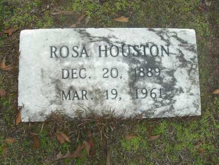 HOUSTON, ROSA - Webster County, Louisiana | ROSA HOUSTON - Louisiana Gravestone Photos