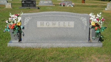 HOWELL, MEMORIAL - Webster County, Louisiana | MEMORIAL HOWELL - Louisiana Gravestone Photos