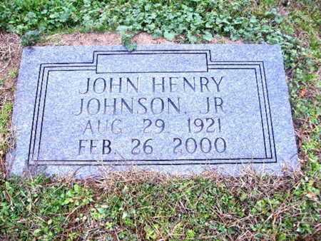 JOHNSON, JOHN HENRY, JR - Webster County, Louisiana | JOHN HENRY, JR JOHNSON - Louisiana Gravestone Photos