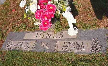 JONES, ODIS H - Webster County, Louisiana | ODIS H JONES - Louisiana Gravestone Photos