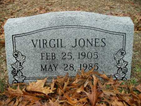 JONES, VIRGIL - Webster County, Louisiana | VIRGIL JONES - Louisiana Gravestone Photos
