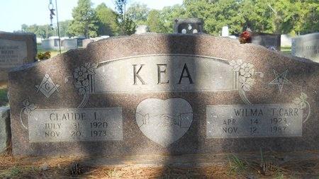 KEA, CLAUDE L - Webster County, Louisiana | CLAUDE L KEA - Louisiana Gravestone Photos