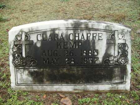 CHAFFE KEMP, CLARA - Webster County, Louisiana | CLARA CHAFFE KEMP - Louisiana Gravestone Photos