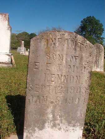 KENNON, INFANT SON - Webster County, Louisiana | INFANT SON KENNON - Louisiana Gravestone Photos