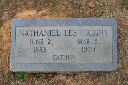 KIGHT, NATHANIEL LEE - Webster County, Louisiana | NATHANIEL LEE KIGHT - Louisiana Gravestone Photos
