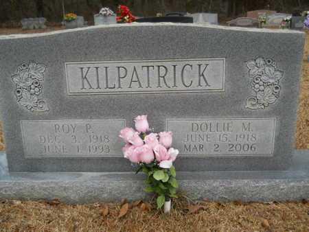 KILPATRICK, DOLLIE M - Webster County, Louisiana | DOLLIE M KILPATRICK - Louisiana Gravestone Photos