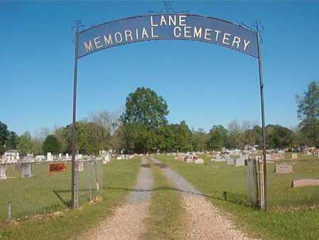 *ENTRANCE,  - Webster County, Louisiana |  *ENTRANCE - Louisiana Gravestone Photos