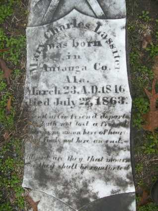 LASSITER, MARY CHARLES - Webster County, Louisiana | MARY CHARLES LASSITER - Louisiana Gravestone Photos