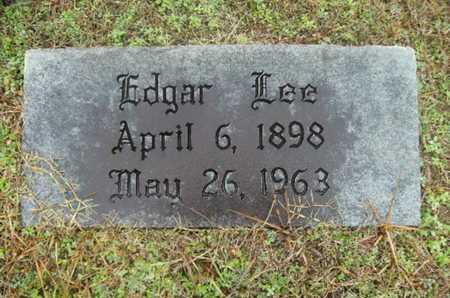LEE, EDGAR - Webster County, Louisiana | EDGAR LEE - Louisiana Gravestone Photos