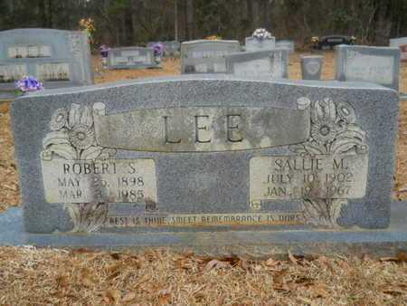MAYFIELD LEE, SALLIE MAE - Webster County, Louisiana | SALLIE MAE MAYFIELD LEE - Louisiana Gravestone Photos