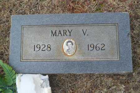 LENNARD, MARY V - Webster County, Louisiana | MARY V LENNARD - Louisiana Gravestone Photos