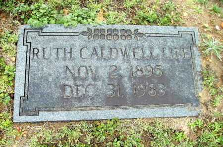 CADWELL LIFE, RUTH - Webster County, Louisiana | RUTH CADWELL LIFE - Louisiana Gravestone Photos
