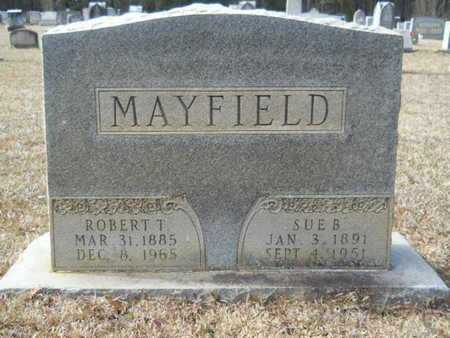 MAYFIELD, ROBERT T - Webster County, Louisiana | ROBERT T MAYFIELD - Louisiana Gravestone Photos