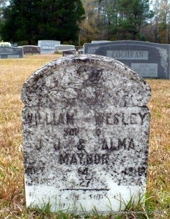 MAYNOR, WILLIAM WESLEY - Webster County, Louisiana | WILLIAM WESLEY MAYNOR - Louisiana Gravestone Photos