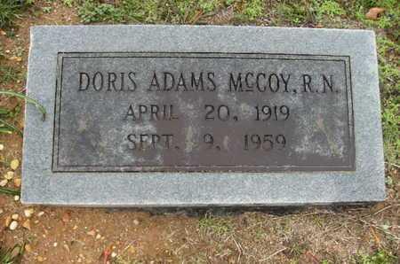 MCCOY, DORIS - Webster County, Louisiana | DORIS MCCOY - Louisiana Gravestone Photos